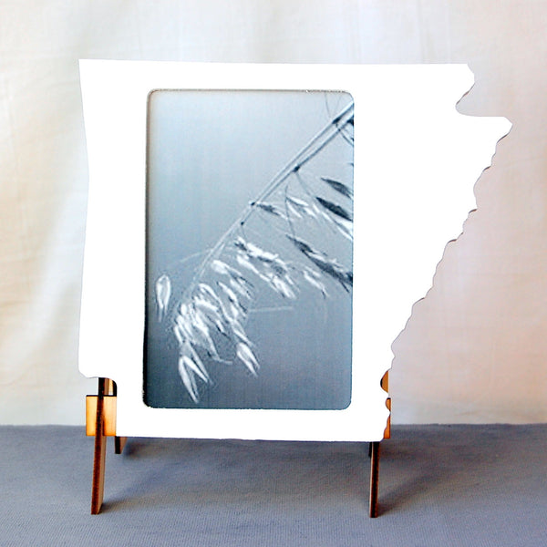 Frame Stand for State Shaped Picture Frame