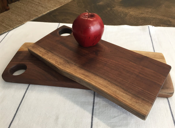 Live Edge Cutting Board/Serving Tray