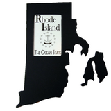Rhode Island picture frame 4x6