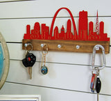 St. Louis Skyline Key Holder