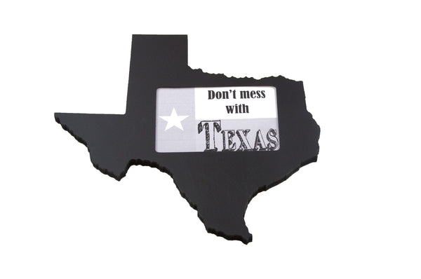 Texas picture frame 4x6