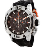 ISW MEN'S CHRONOGRAPH STAINLESS STEEL WATCH ISW-1001-01 - BrandNamesWatch.com