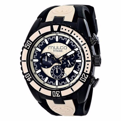 MULCO UNISEX TITANS WAVE WATCH MW5-1836-115
