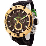 ISW MEN'S CHRONOGRAPH STAINLESS STEEL WATCH ISW-1001-08 - BrandNamesWatch.com