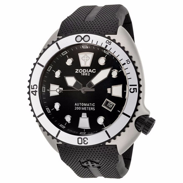 ZODIAC OCEANAIRE AUTOMATIC ZO8013 MEN WATCH