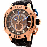 ISW MEN'S CHRONOGRAPH STAINLESS STEEL WATCH ISW-1001-12 - BrandNamesWatch.com