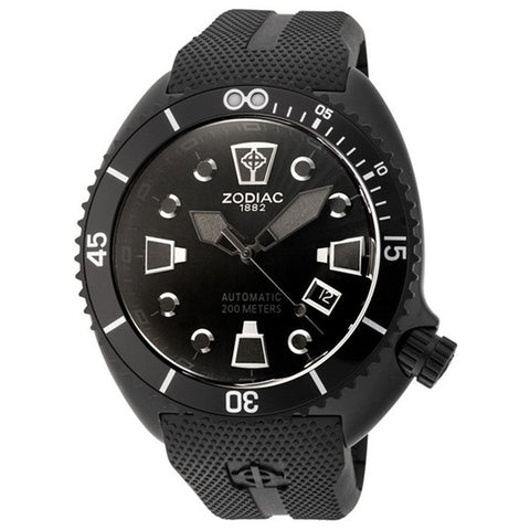 ZODIAC OCEANAIRE AUTOMATIC ZO8015-0283 MEN WATCH