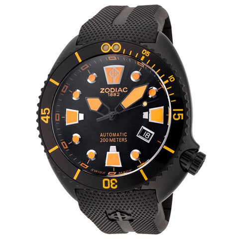 ZODIAC OCEANAIRE AUTOMATIC ZO8016 MEN WATCH