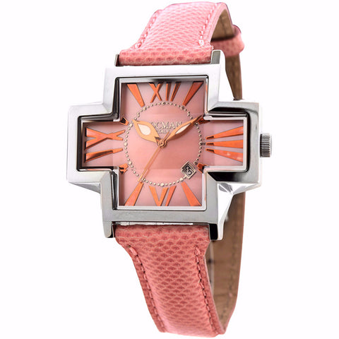 Locman Italy Plus Women's Karung Snake Strap Watch