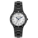 HUSH PUPPIES WOMEN'S BLACK BAND STAINLESS STEEL WATCH WATCH HP.3575L.1522 - BrandNamesWatch.com