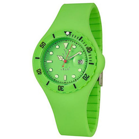 TOYWATCH JELLY GREEN WATCH JY05GR UNISEX WATCH