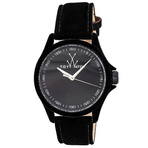 TOYWATCH SATORIAL BLACK VELVET TOUCH PE01BK WOMEN WATCH