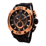 ISW MEN'S CHRONOGRAPH STAINLESS STEEL WATCH ISW-1001-05 - BrandNamesWatch.com