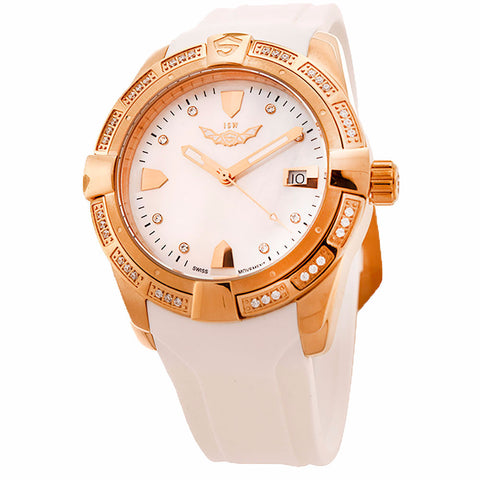 ISW WOMEN'S QUARTZ STAINLESS STEEL WATCH ISW-1008-14