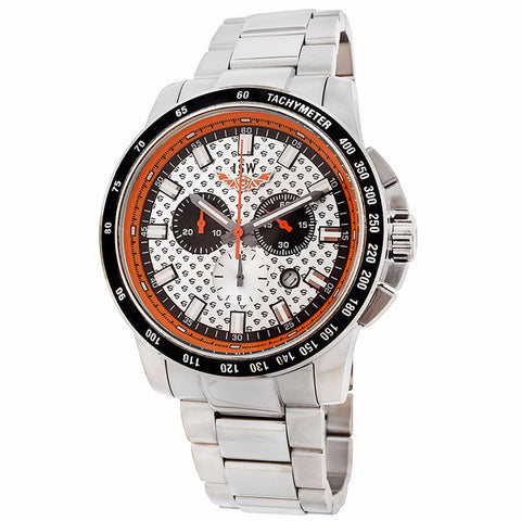 ISW MEN'S CHRONOGRAPH STAINLESS STEEL WATCH ISW-1006-01