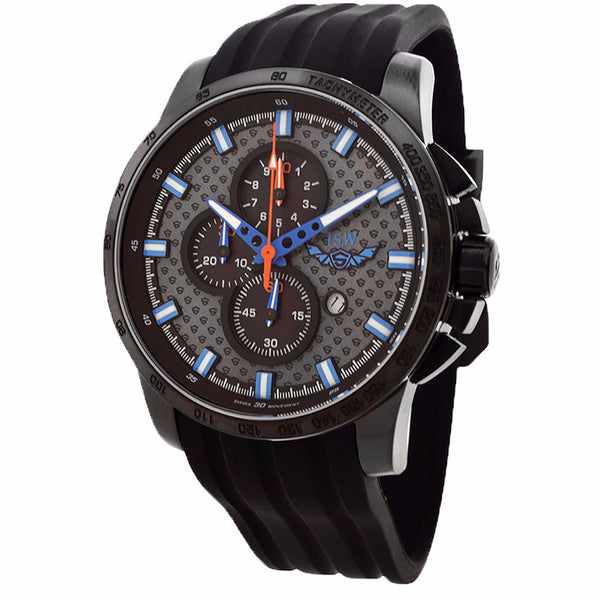 ISW MEN'S CHRONOGRAPH STAINLESS STEEL WATCH ISW-1003-03