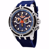 ISW MEN'S CHRONOGRAPH STAINLESS STEEL WATCH ISW-1004-02 - BrandNamesWatch.com