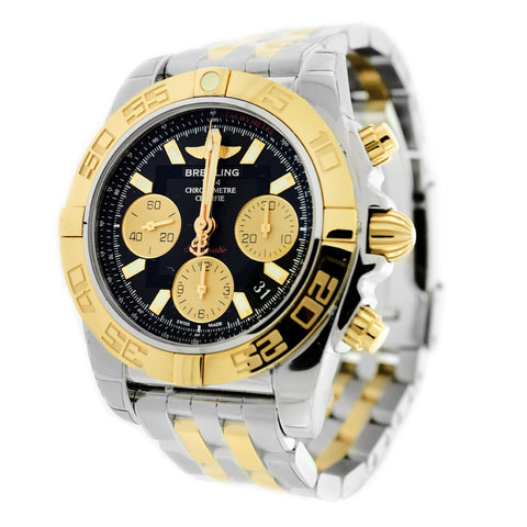 BREITLING CHRONOMAT 41 STAINLESS STEEL MEN'S WATCH CB014012-BA53-378C