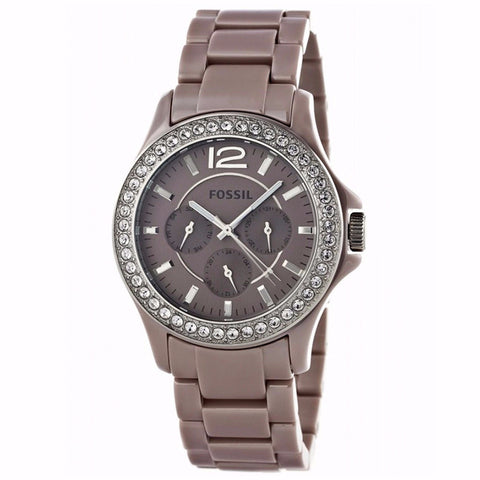 FOSSIL WOMEN'S STAINLESS STEEL WATCH CE1063