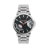 HUSH PUPPIES MEN'S BLACK DIAL STAILESS STEEL WATCH HP.7055M.1502 - BrandNamesWatch.com