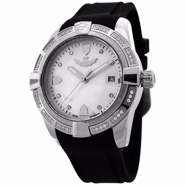 ISW WOMEN'S QUARTZ STAINLESS STEEL WATCH ISW-1008-02
