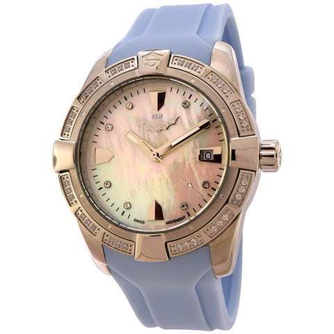 ISW WOMEN'S QUARTZ STAINLESS STEEL WATCH ISW-1008-07