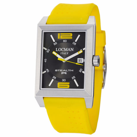 Locman Men's Watch 240BKYL1YL