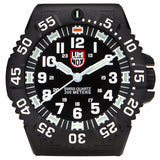 Luminox Wall Clock Black Plastic Quartz - BrandNamesWatch.com