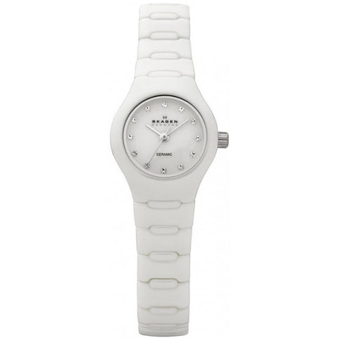 SKAGEN 816XSWXC1 CERAMIC WATCH
