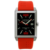 Locman Men's Watch 240BKRD1RD - BrandNamesWatch.com