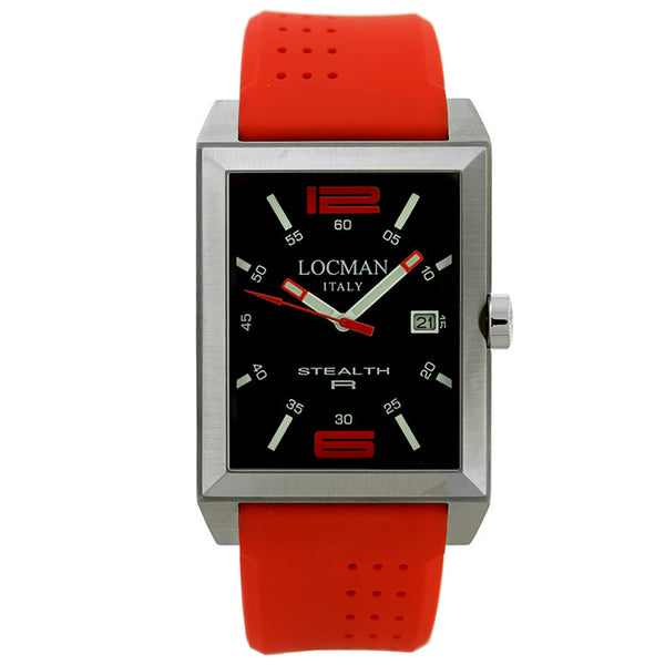 Locman Men's Watch 240BKRD1RD