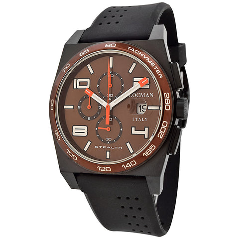 Locman Sport Stealth Men's Watch