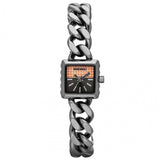 Diesel Women's Ursula Gunmetal Ion Plated Stainless Steel Two-Tone Dial Watch DZ5430 - BrandNamesWatch.com