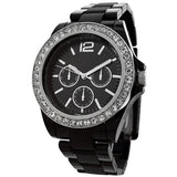 FMD by Fossil Women's Standard 3-Hand Chronograph Plastic Watch FMDCT383 - BrandNamesWatch.com