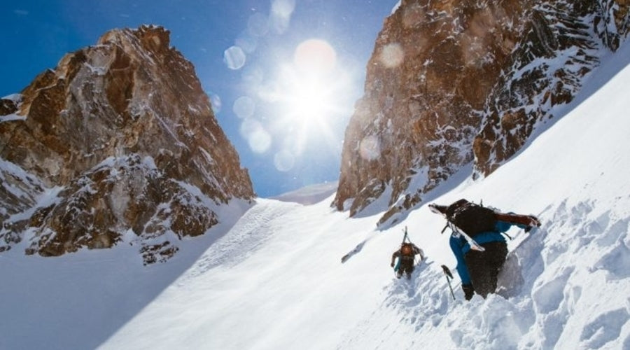Skiing Idaho's 12,000' Peaks with Mark Ortiz