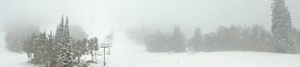 It's Snowing in the Tetons! Watch the Live Feed