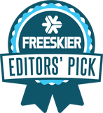 Freeskier Editor's Pick