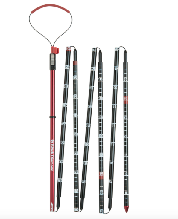 Black Diamond Quickdraw Tour Probe 280 cm