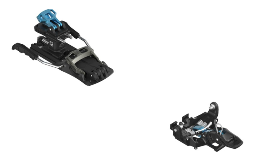Salomon MTN Alpine Touring Binding With Brakes