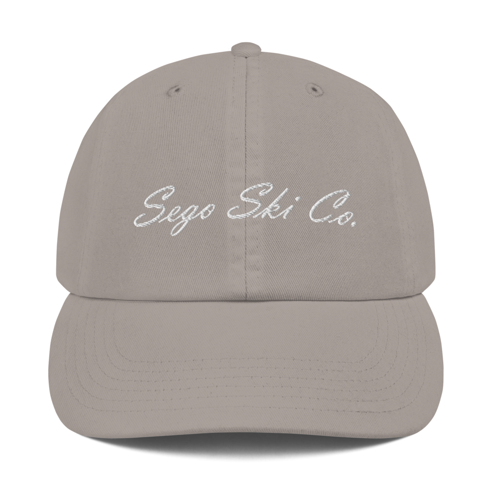 Champion Sego Script Uncle Hat