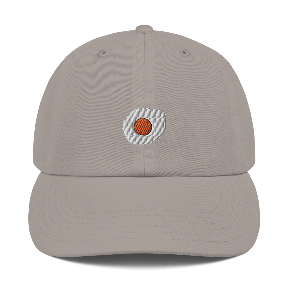 Champion Egg Baseball Cap