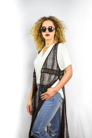 The Lavishly Luxe Vest