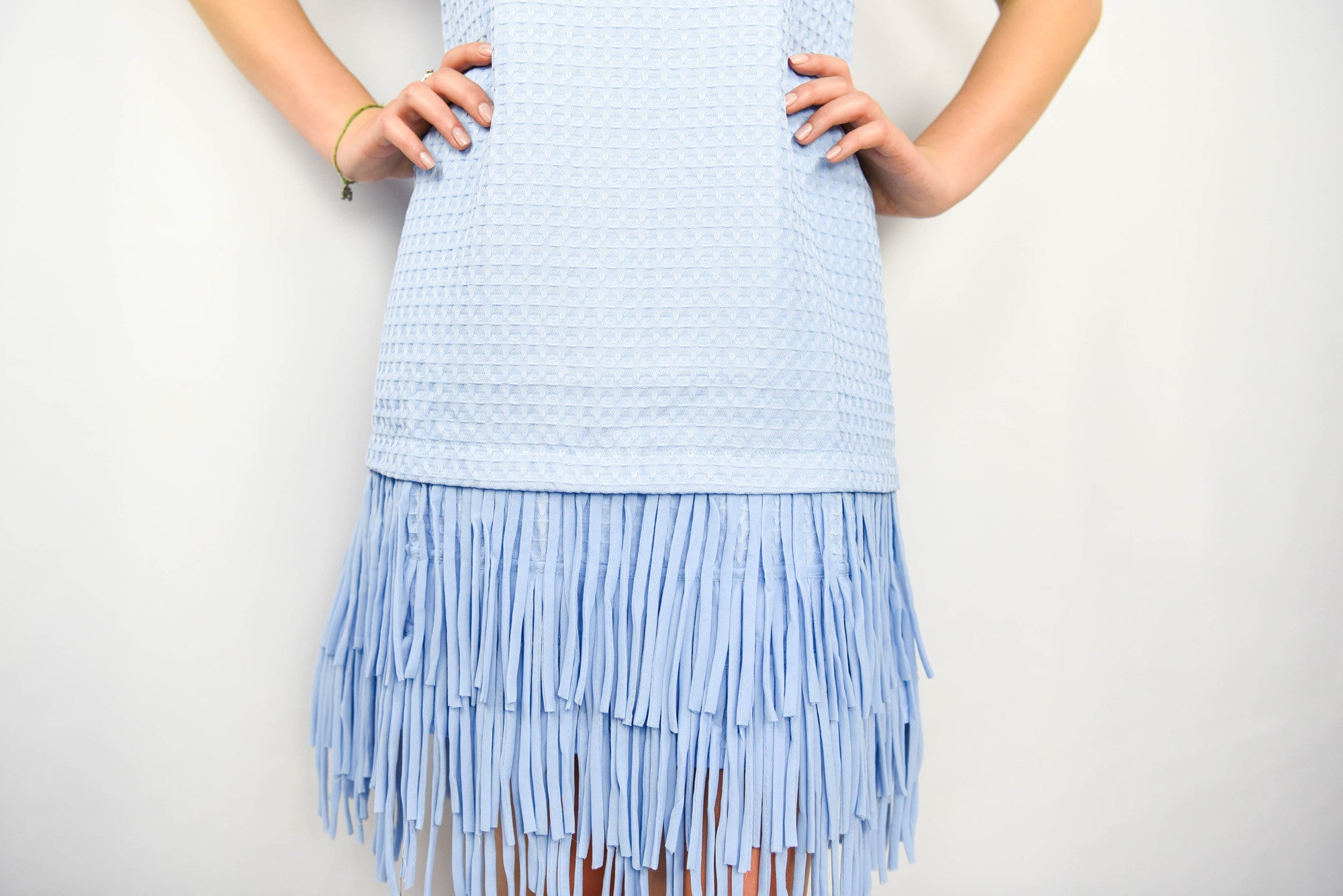 The Fringe Zone Dress