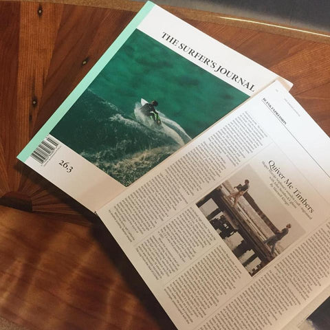 The Surfer's Journal Issues 26.3