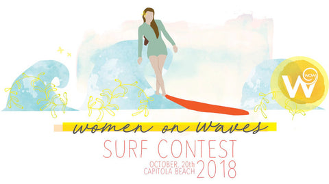 Women on Waves Surf Contest