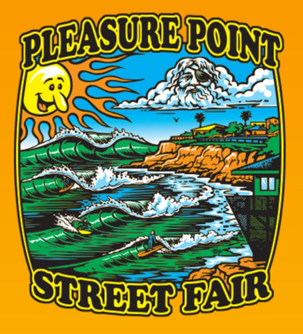 Pleasure Point Street Fair 2019