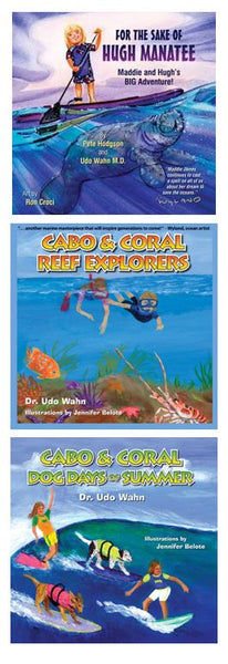 Cabo and Coral books