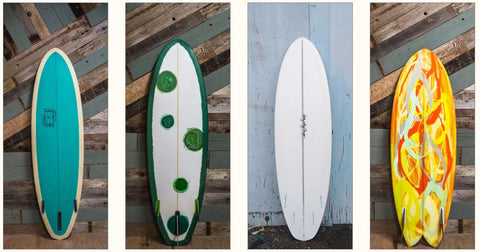 Ashley Lloyd Surfboards