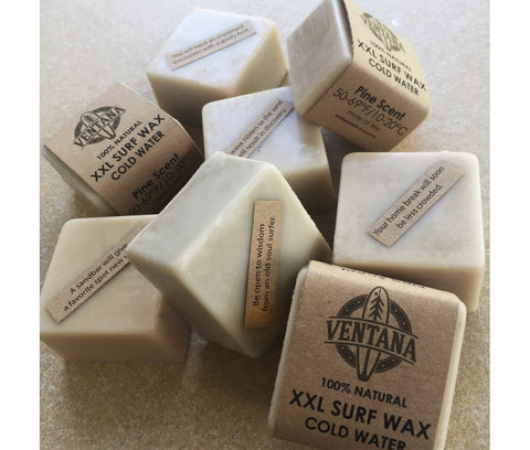 Ventana Surf Wax Fortunes
