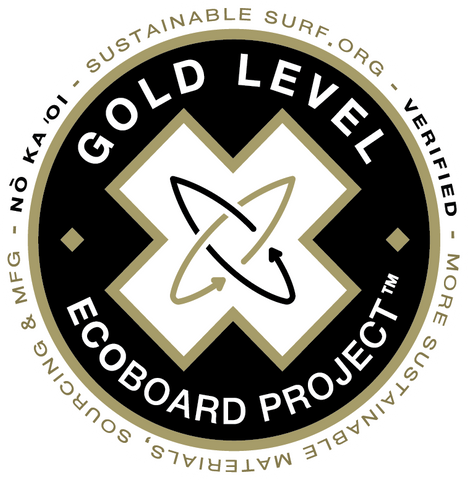 ECOBOARD Project Gold